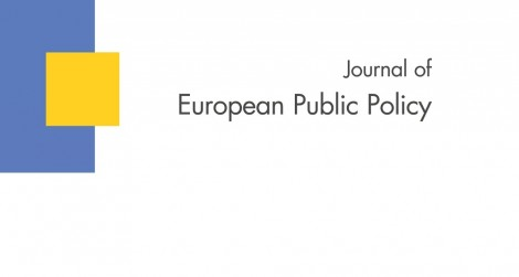 Journal of European Public Policy (JEPP) publishes IPA Special Issue